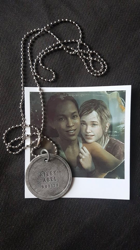 The last of us left behind abel rileys firefly dogtag zoom aloadofball Gallery