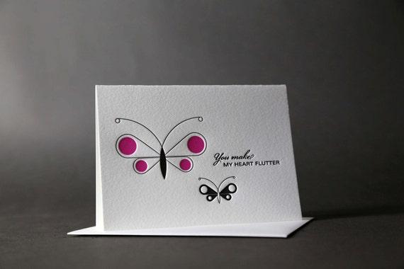 Butterfly Heart Flutter