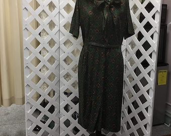 Vintage Women's Dress from 1950's with tags