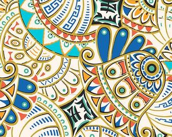 Andover Fabrics Downton Abbey Egyptian Collection