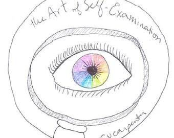 The Art of Self-Examination - Workbook, pdf, creativity exercises, coaching session discount