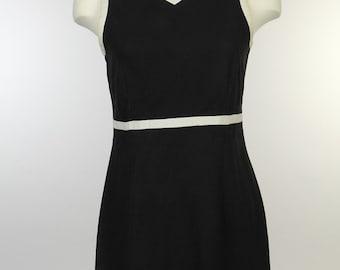 Black Tennis Dress