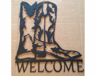 Welcome Boots
