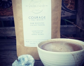 Courage Full Moon Herbal Fusion Blend 100gm
