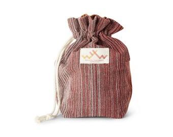 CUBOS custom West of 4th Handwoven bag