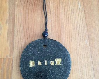 Shine Clay Ornament