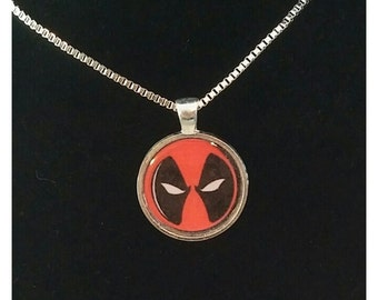 Necklace - Deadpool