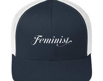Feminist Trucker Cap