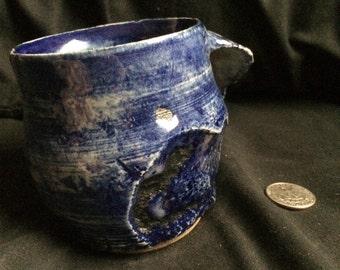 Cobalt Mitten Mug