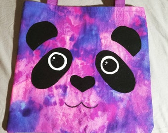 Panda Bag Made to Order