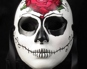 Day of the Dead, Till Death do us Part Male mask