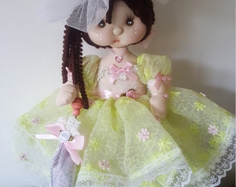 Soft Time Doll