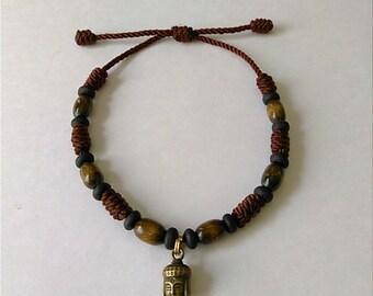 Beautiful Buddha Head Bracelet