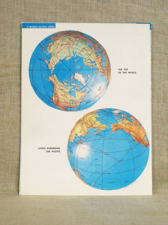 Globe illustration maps global views world map pacific ocean globe illustration maps global views world map pacific ocean top of the world planet world view geography globes paper from wilshepherd gumiabroncs Image collections
