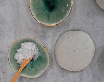 RESERVED FOR LOREN - Sea Urchin Ceramic Bowl
