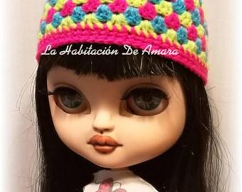 Blythe hat