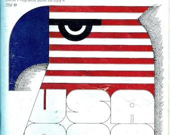TV GUIDE 1976 - Bicentennial Issue