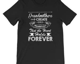 Grandma Memories, Grandma T shirt, Grandam Rocks, Gift For Her