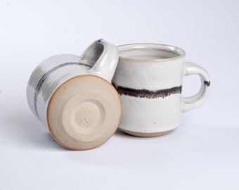 High Fire Stoneware Ceramic Mug