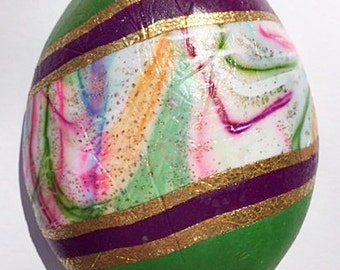 Decorative Easter Egg Magnet 1291