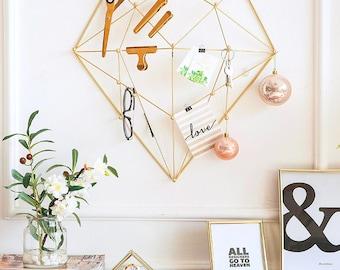Golden Wall Hanger, Wall Decoration, Handcraft