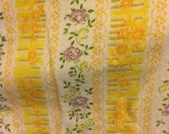 Cotton homemade yoke nightgown size medium or large bust 42