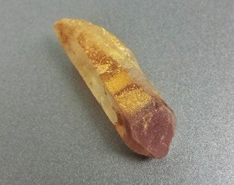 High Grade Lithium Quartz Crystal Point