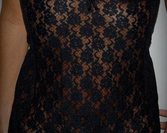 Black Camisole Lingerie