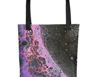 Imagine Galaxy Tote bag