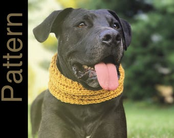 Pattern: The Avery Dog Cowl