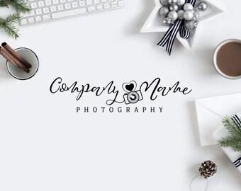 Premade Photography Logo #8, Photographer, Photography Logo, Photo Watermark, Business Logo