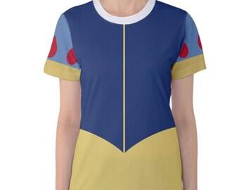 Made to Order (Ships in 4 weeks)  Wishing Princess women's Shirt
