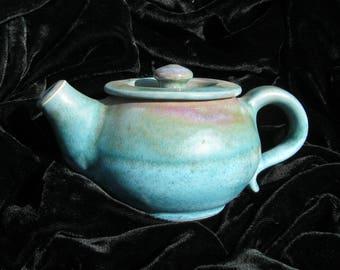Handmade Teapot, Artisan Made, 1 1/2 Cup
