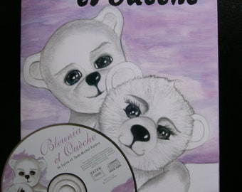Bleunia and Oueche (children book CDpour)