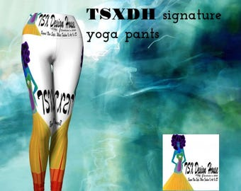 TSXDH signature yoga pants