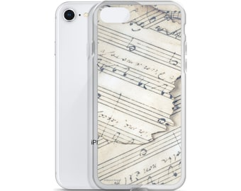 Music Sheets - iPhone Case