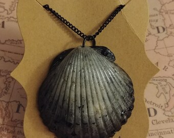 Blue Hue Sea Witch Necklace