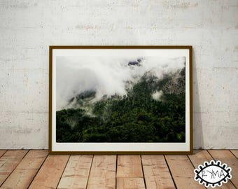 Photography, France, wall decor, poster, mountains, home gift, home made, Paris, France.