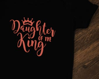 Daughter of the King Onesie