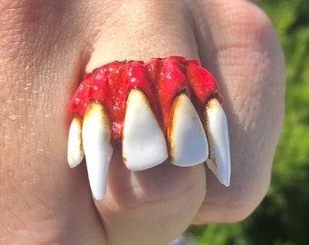 Moldy Vampire Ring