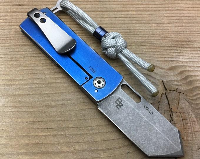 MoD. Folding Knife Money Clip/by Boker Pelican