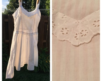 Vintage Girls Sundress, Size 10, 1950s