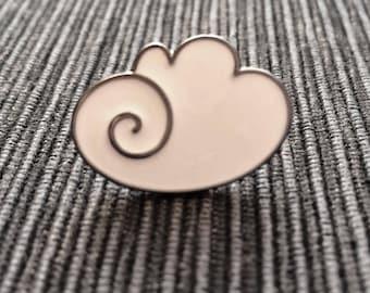 Cute Cloud Pin