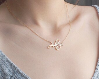 names chains thickness jewellery personalised necklaces fever necklace gold name belle
