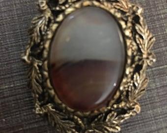 Antique pin antique finish