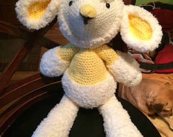 Stuffed Lamb (With Rattle Option)
