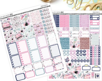 Writer Planner Printable Stickers for Erin Condren and A5 planners