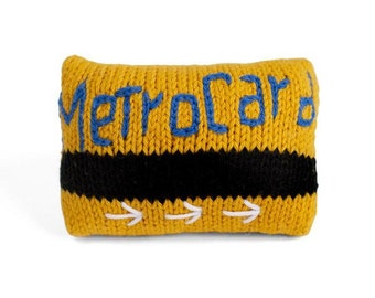 Organic Baby Toy, Metrocard Infant Rattle Grasping Toy