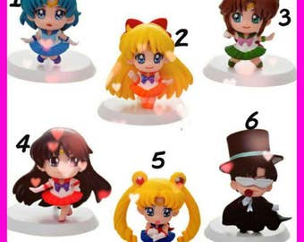 Mini Sailor Moon Figure custom case
