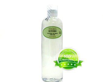 16 oz Glycerine (Glycerin) Pure Vegetable USP Grade